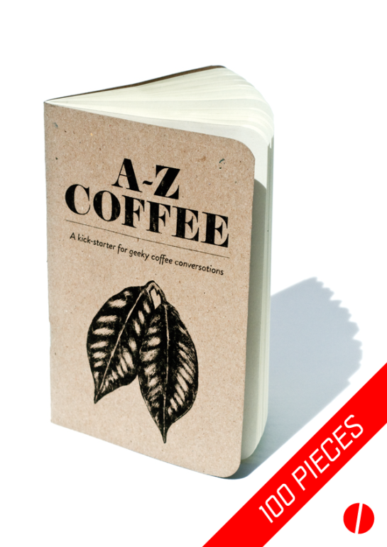 A-Z Coffee Book