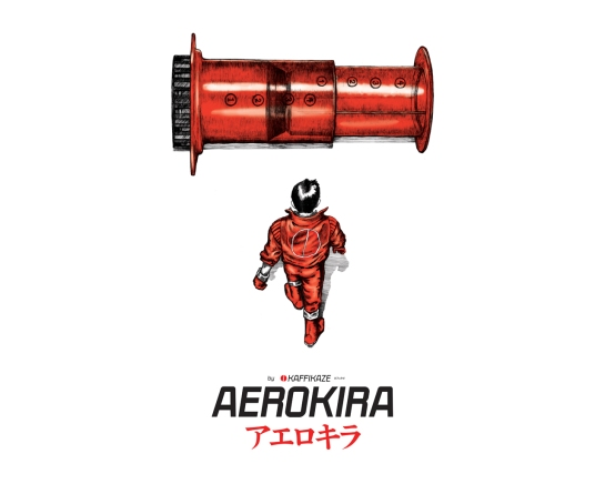 Aerokira Desktop Background