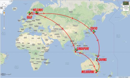 Kart_reise_ingriharald_JAC2013_WAC2013_MICE2013