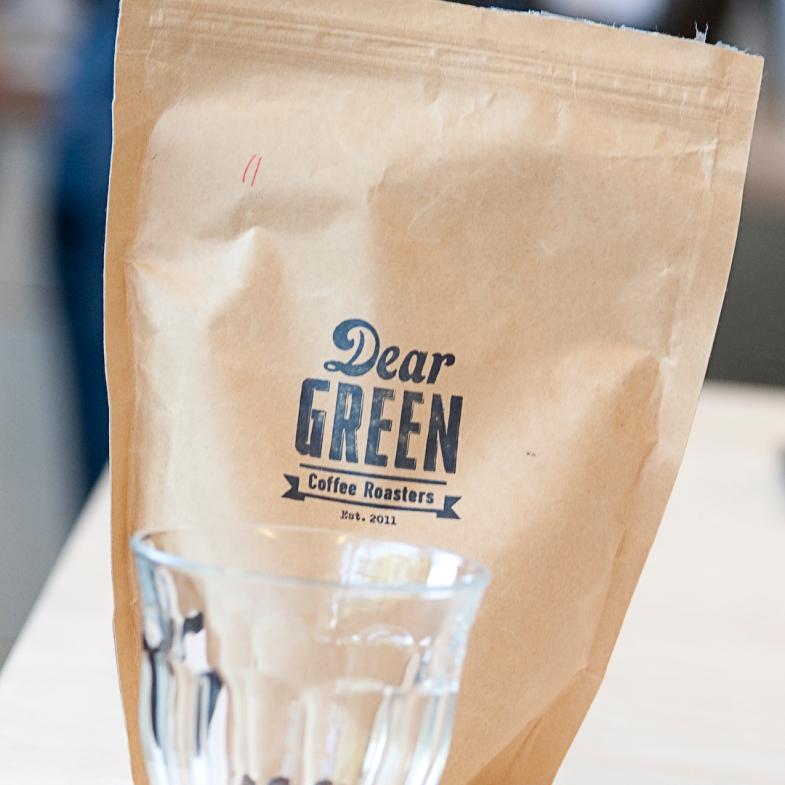 Dear Green Coffee Roasters, Glasgow, Scotland