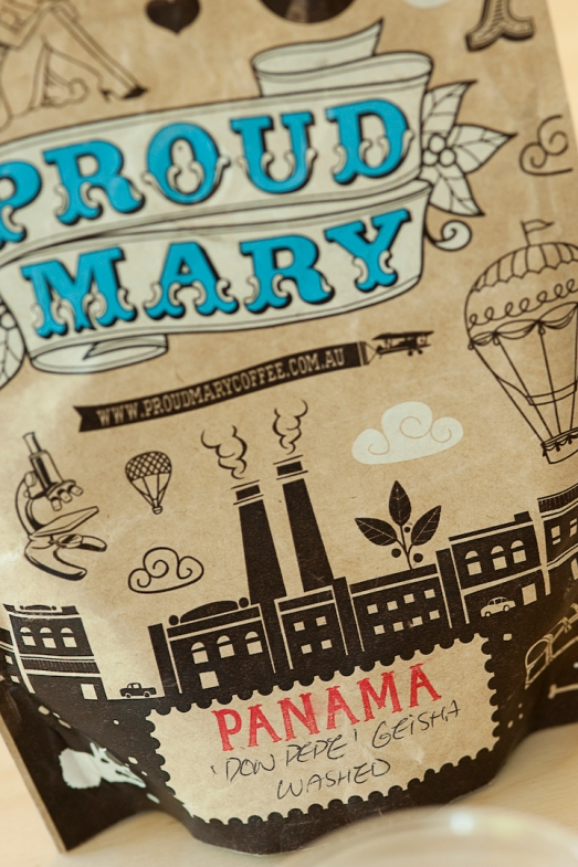 Proud Mary Coffee Roasters, Don Pepe Geisha, Panama